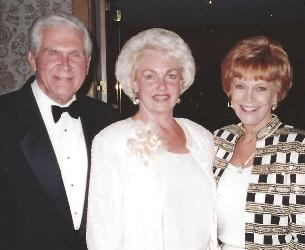 Johnnie and Betty Mann at Charity Ball in Palm Springs, CA