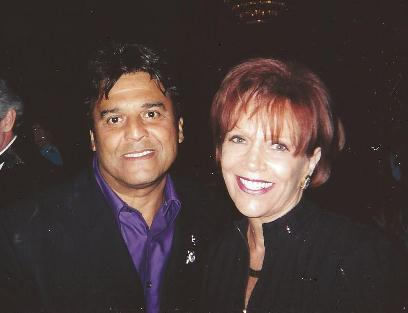 Erik Estrada from CHIPS TV Show at the King's Seminary Gala in Beverly Hills, CA